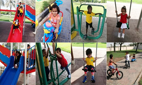 Mohnish Mohan Mukkar – Benefits of Outdoor Play
